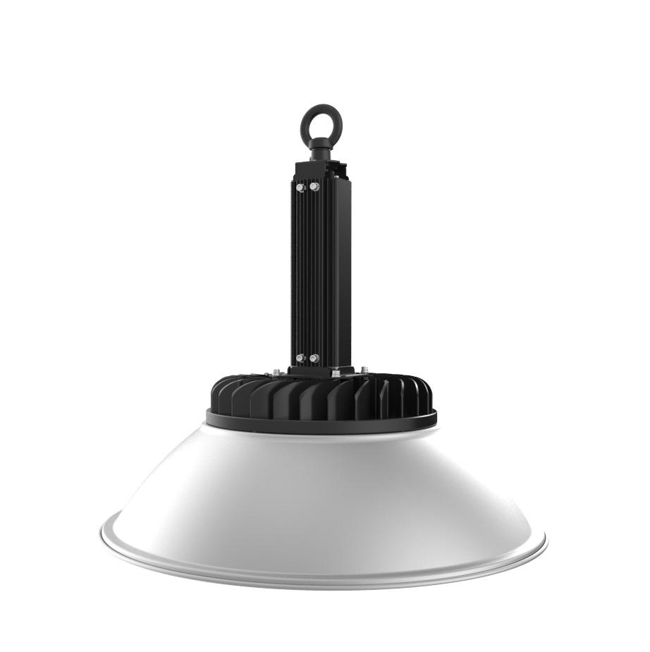 Installation flexible Lumen élevé LED High Bay Light-UFO 100W 150W 200W